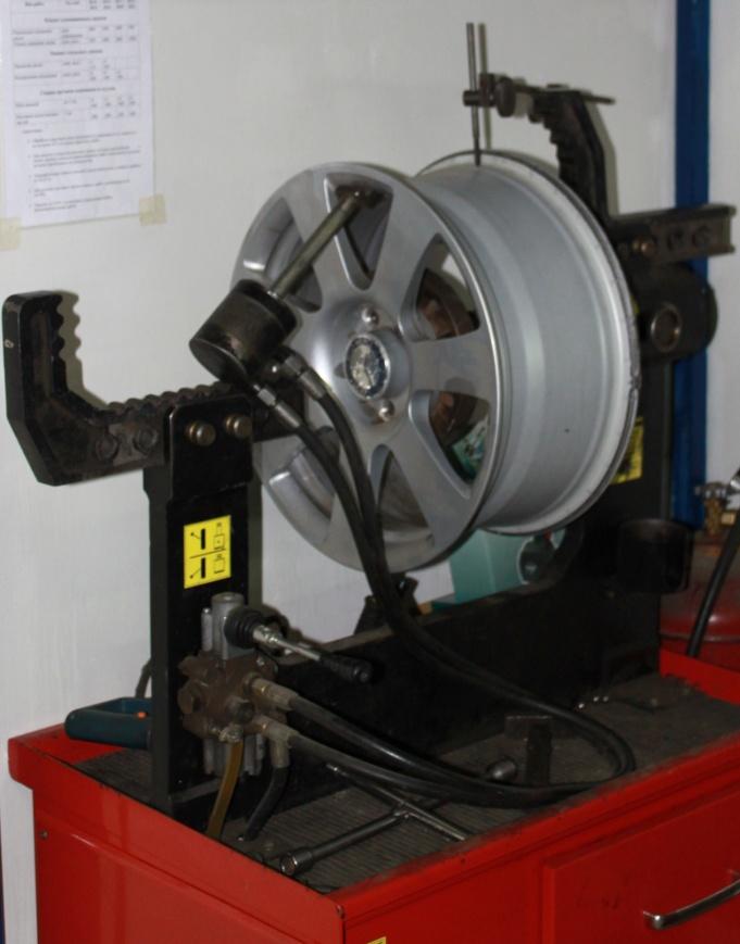Ремонт литых дисков это более сложная